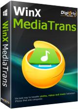 Logiciel WinX MediaTrans 6.0 gratuit sur PC (Dématérialisé)