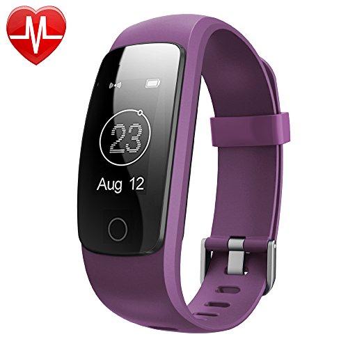 bracelet connect willful sw331 etanche ecran oled violet vendeur tiers. Black Bedroom Furniture Sets. Home Design Ideas