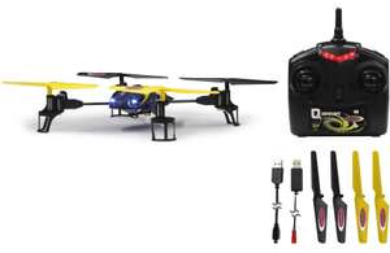 Quadricopter Q-drohne Jamara - 038050 - Reconditionné