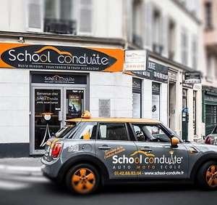 Permis de conduire B - Pack comprenant 20 heures de cours (Paris 15 & 16)