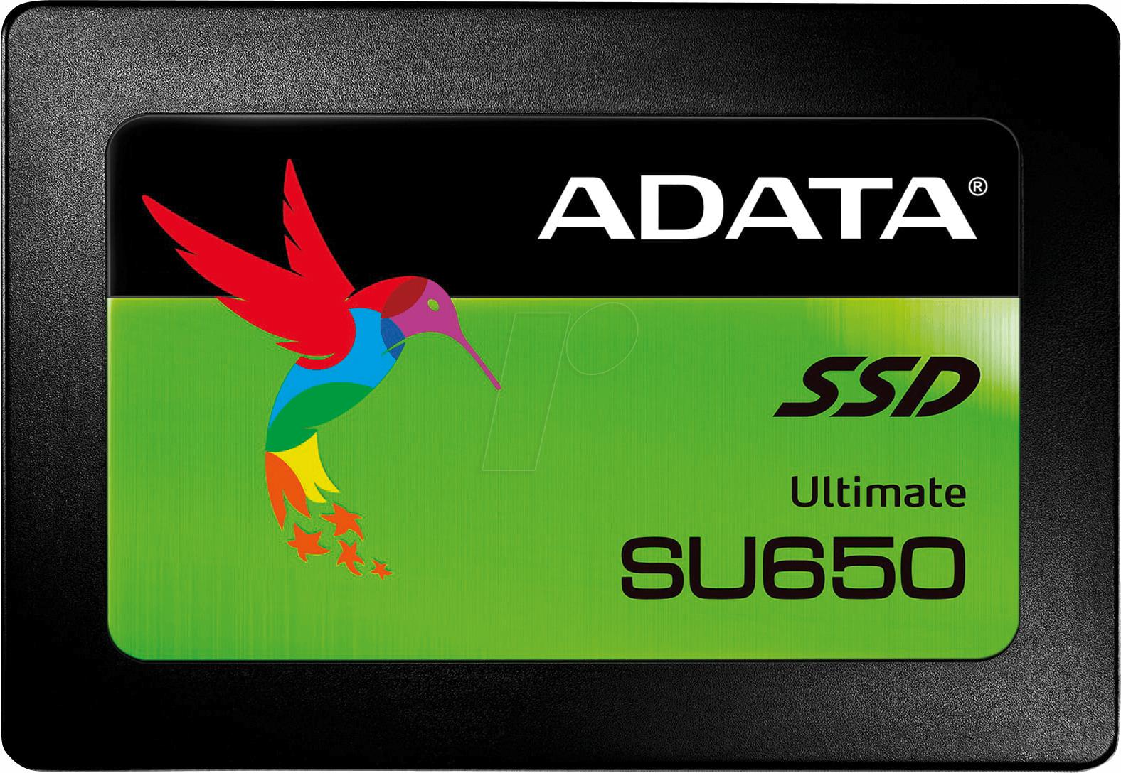 "SSD Interne 2.5"" ADATA SU650 ( TLC 3D) - 480 Go"