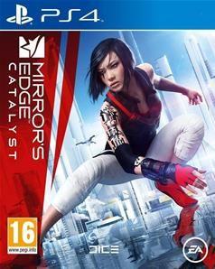 Jeu Mirror's Edge Catalyst sur PS4
