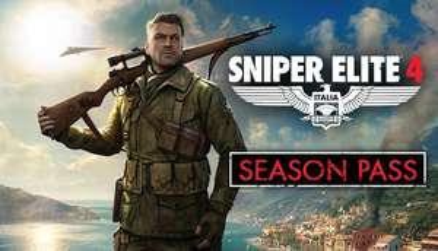 Sniper Elite 4 - Season Pass sur PC (Dématérialisé - Steam)