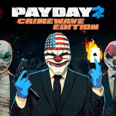 Jeu Payday 2: Crimewave edition sur PS4 (Dématérialisé)