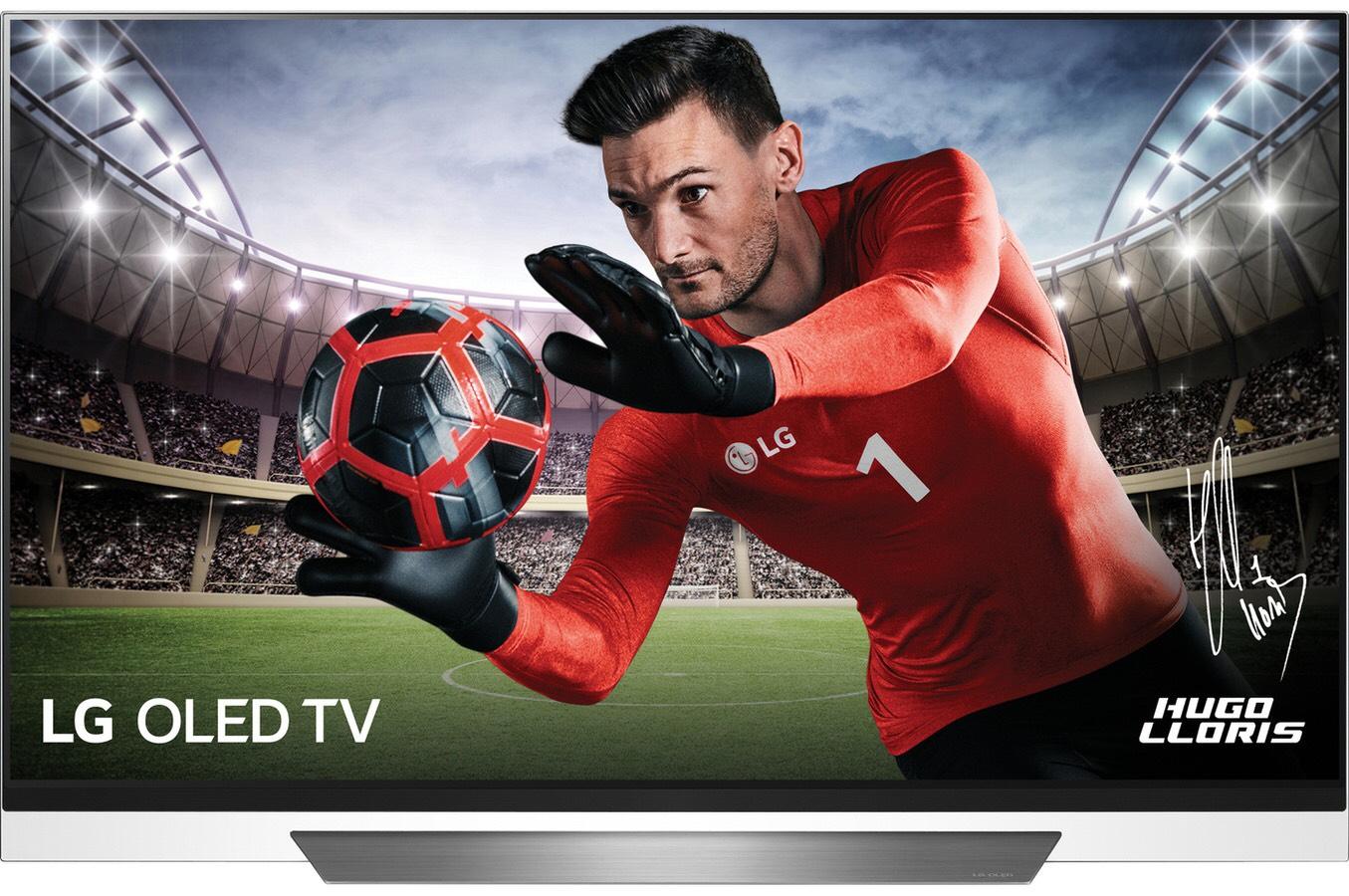 "TV OLED 55"" LG OLED55E8 - UHD 4K, HDR, Smart TV  (Via ODR 300€)"