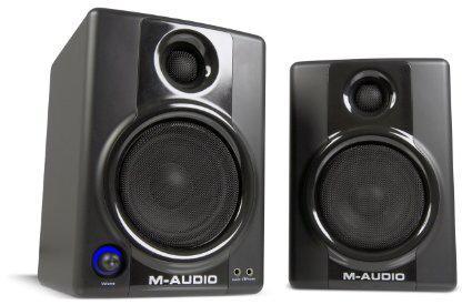 Enceintes M-Audio Studiophile Av40