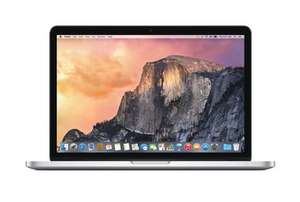 "Ordinateur Apple Macbook Pro Retina 13"" i5 128Go (Modèle 2015) QWERTZ + Carte mémoire PNY 128 Go + Imprimante HP Envy 4500 + HP Combopack 301 en magasin"