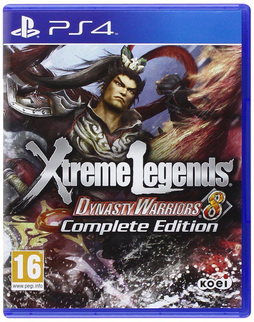 Jeu Dynasty Warriors 8 : Xtreme Legends Complete Edition sur PS4