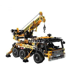 Jeu de Construction Meccano Camion-grue Evolution