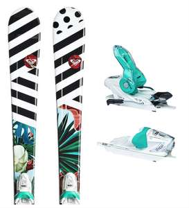 Pack Roxy: Ski Dreamcatcher 75 + Fixations Xpress 11 -Taille 158 et 164)