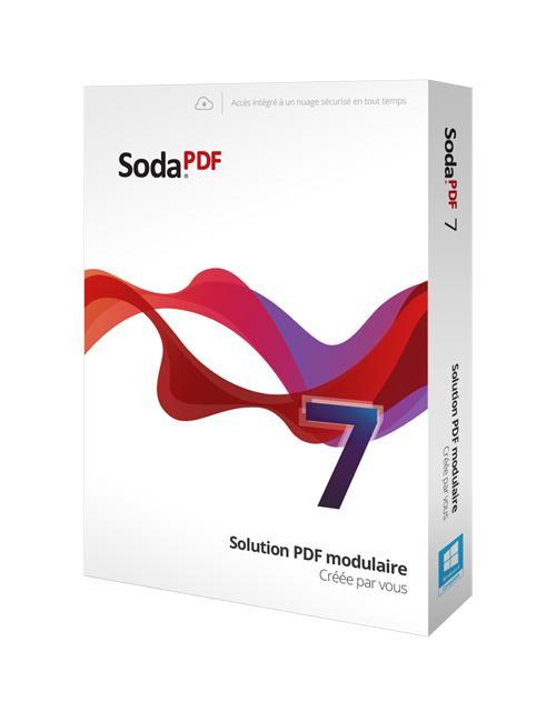 Logiciel Soda (outil PDF) gratuit