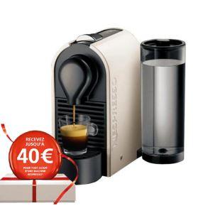 27€ les deux machines Nespresso U Pure
