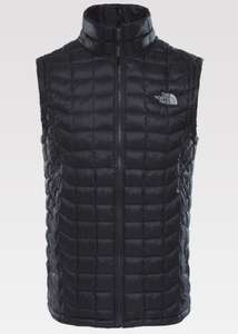 Veste sans manches The North Face Thermoball  - Noir, Nylon