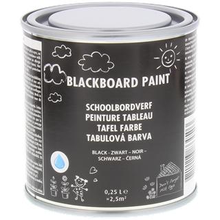 peinture ardoise pour tableau craie noire 25cl. Black Bedroom Furniture Sets. Home Design Ideas