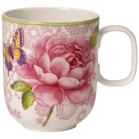 Mug à café Rose Cottage Villeroy et Boch (Villeroy-boch.fr)