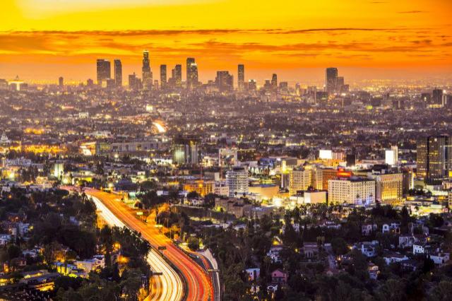 Vols A/R Oslo - Los Angeles ou Stockholm - San Francisco d'Octobre à Décembre