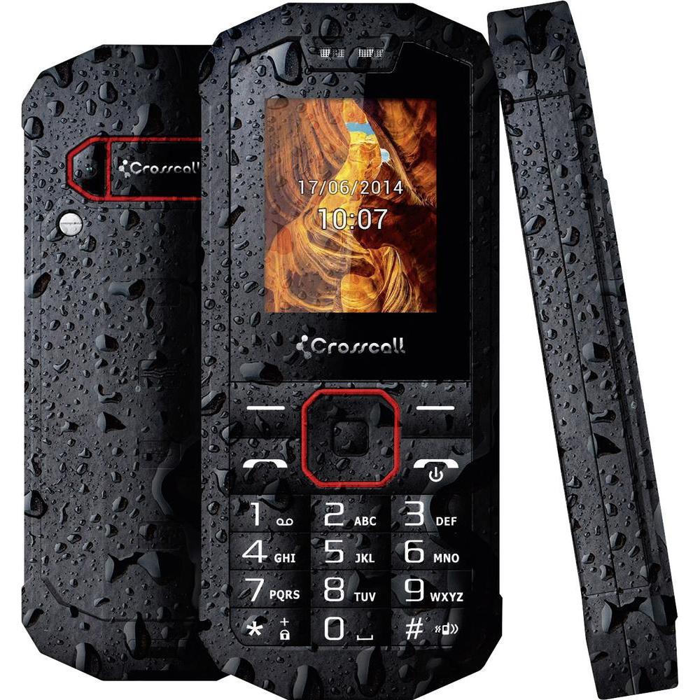 Téléphone Crosscall Spider X1 IP67 - Noir (avec 10€ sur la carte + ODR 20€)