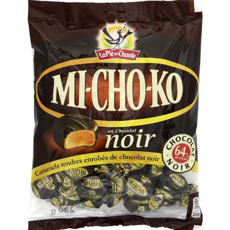 Paquet de bonbons La Pie qui Chante Michoko Noir - 280g  (via ODR Shopmium + 0.85€ sur le compte fidélité) - Saint Cyr sur Loire (37)