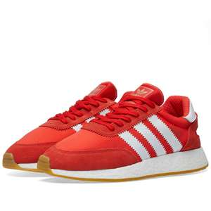 Baskets Adidas I-5923 - Rouge (Plusieurs tailles)