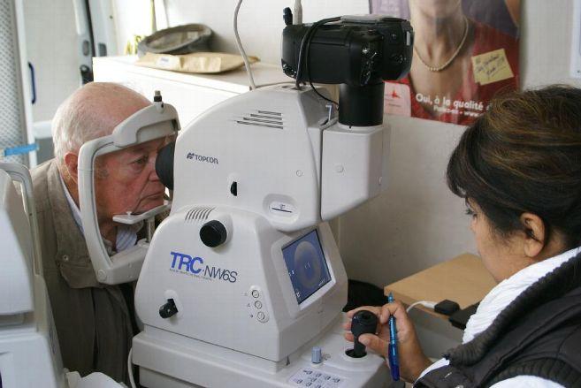 Dépistage gratuit de la rétinopathie diabétique - Yonne (89)