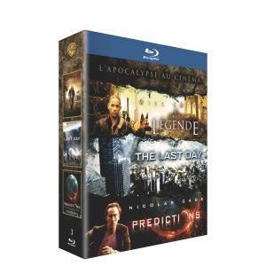 Coffret 3 Blu-ray Fin du monde