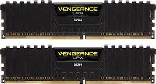 Kit mémoire Corsair Vengeance LPX - 16 Go (2*8), DDR4 3000 MHz, CL15 (frontaliers suisse)