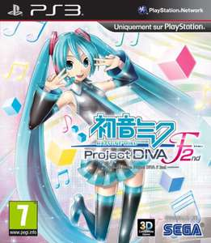 Hatsune Miku: Project Diva F 2nd sur PS3
