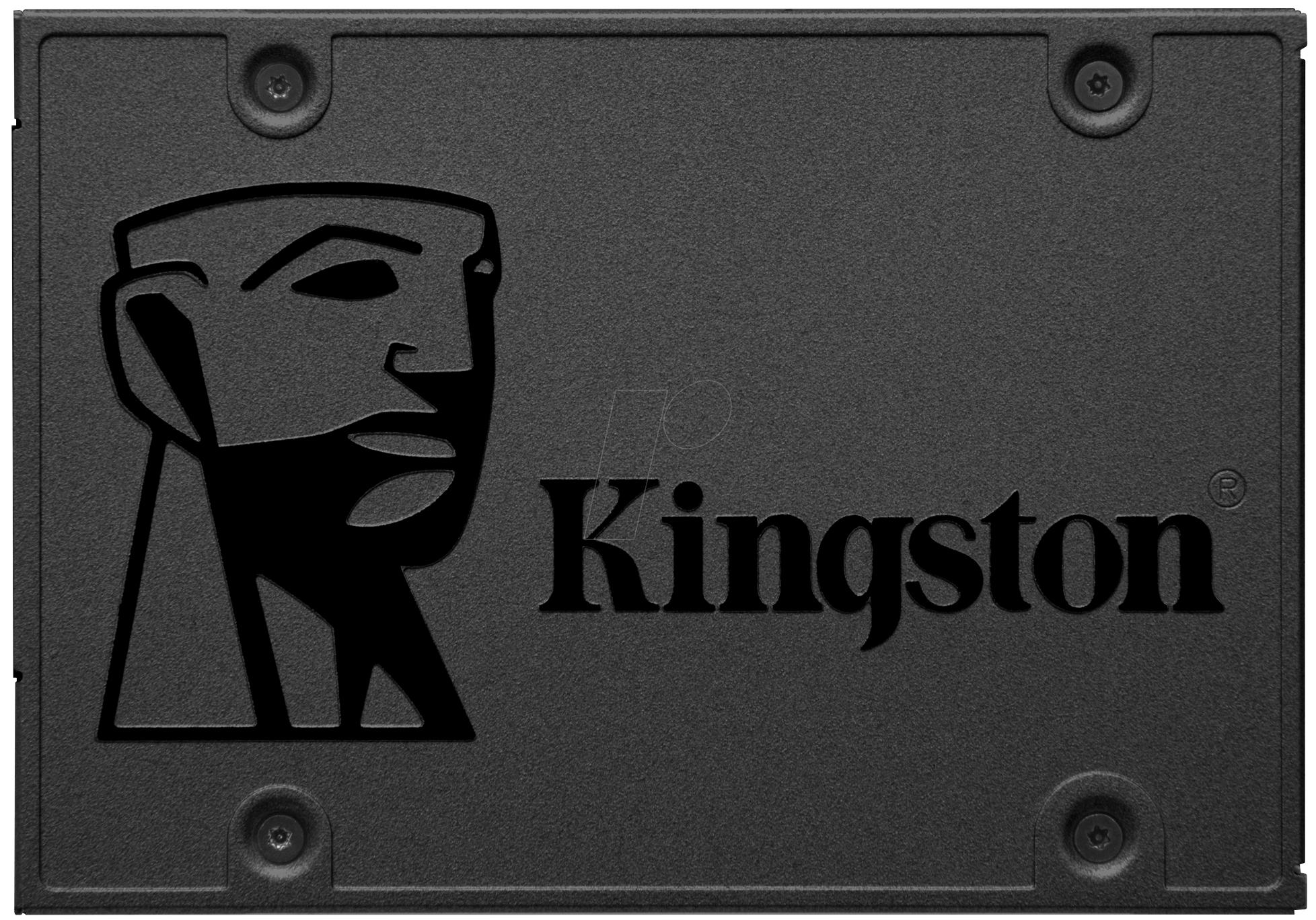 "SSD interne 2.5"" Kingston A400 (TLC) - 480 Go"