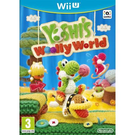 Précommande: Yoshi's Woolly World sur Wii U