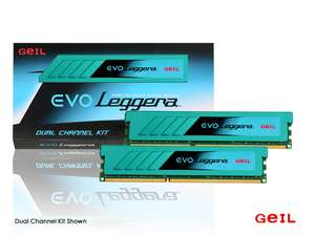 Kit mémoire DDR3 GeIL EVO Leggera - 16 Go : 2 x 8 Go - 1600 MHz / PC3-12800 - CL9