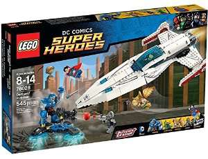 Jeu De Construction Lego Super Heroes - L'invasion De Darkseid - n°76028