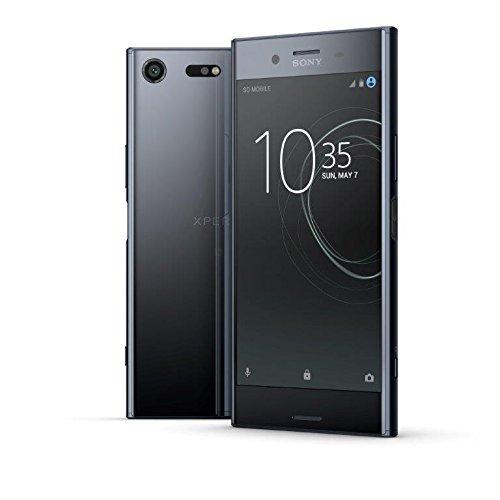 "Smartphone 5.5"" Sony Xperia XZ Premium Dual SIM Noir (Version Italie) - 64 Go"