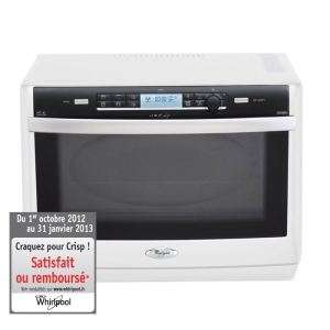 Micro-ondes combiné Whirlpool JT 360 WH 31L
