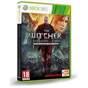 Jeu The Witcher 2 : Assasins of Kings enhaced sur Xbox 360