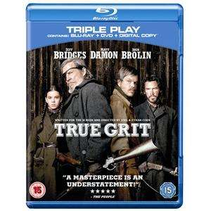 True Grit Blu-ray Double Play