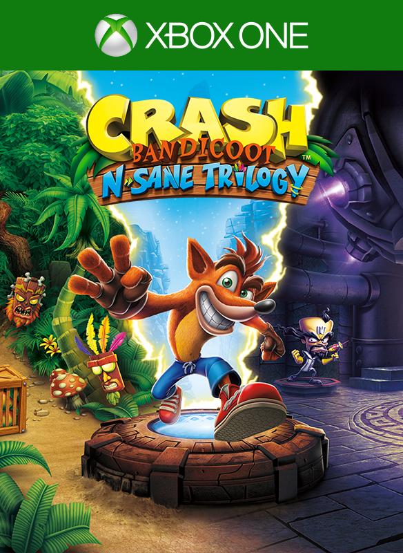 [Gold] Sélection de Jeux Xbox One en promotion (Dématérialisés) - Ex: Crash Bandicoot N.Sane Trilogy