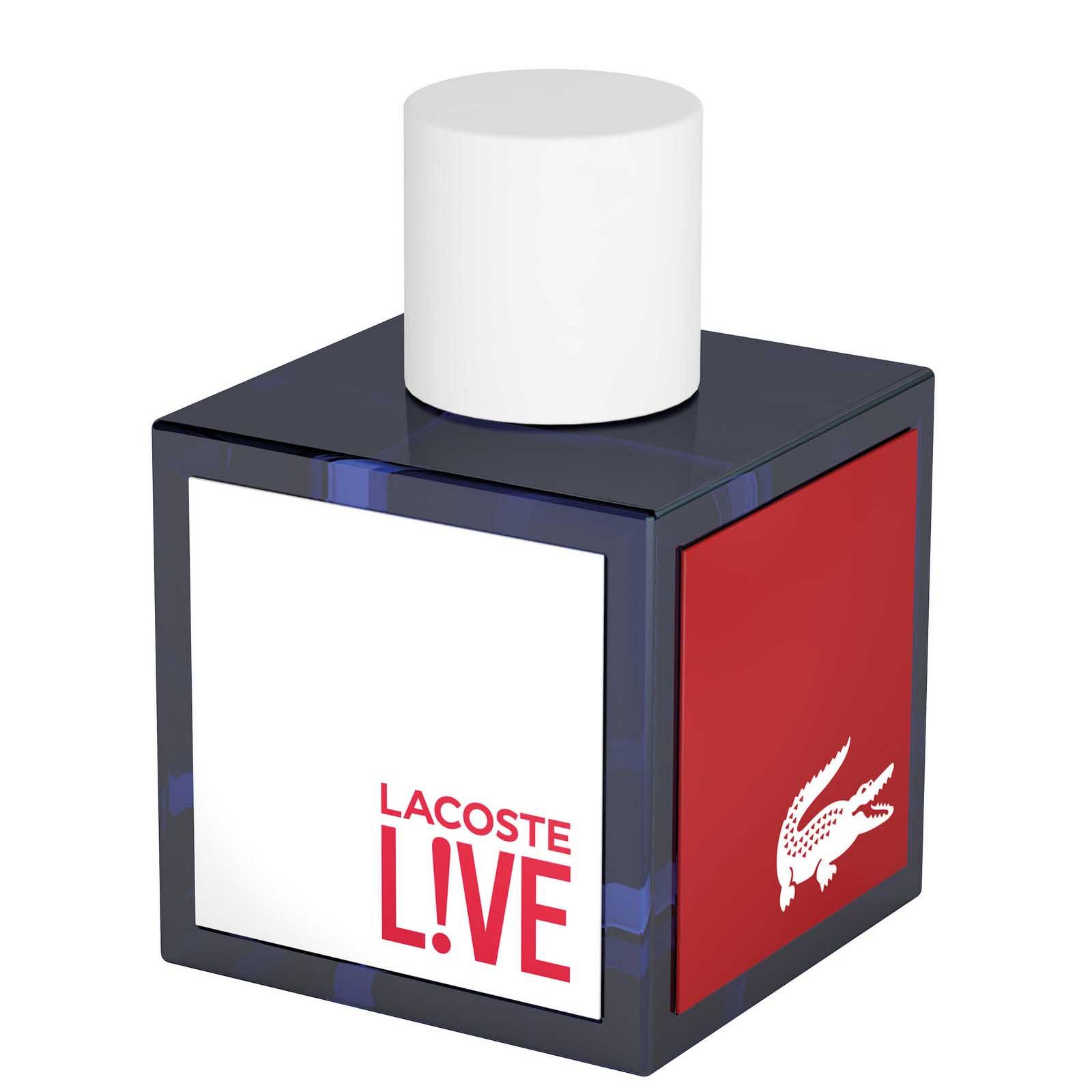 Eau de toilette Lacoste Live - 60Ml