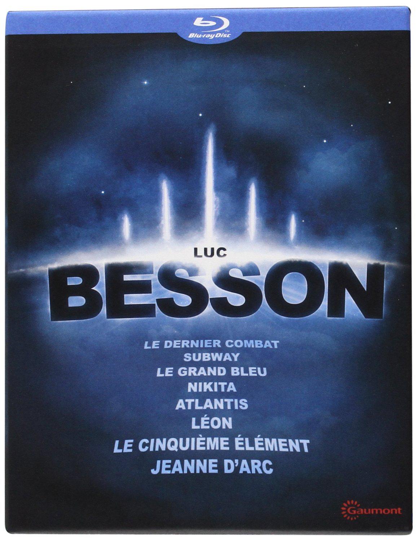 Coffret 8 films Blu-ray Luc Besson