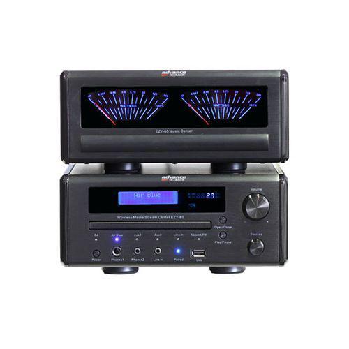 Chaîne-hifi audiophile compacte Advance Acoustic EZY 80