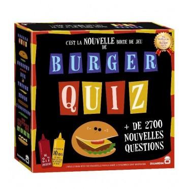 [Précommande] Jeu Burger Quiz - Nouvelle recette