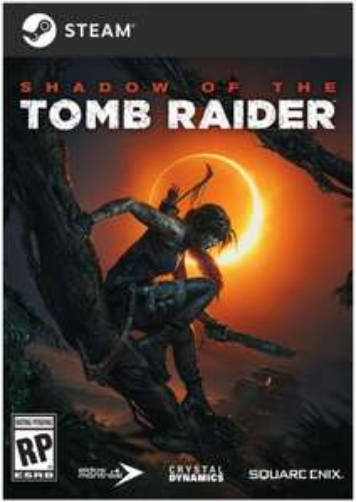 Shadow of the Tomb Raider sur PC + DLC (Dématérialisé - Steam)