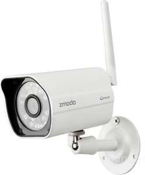 Caméra d'extérieur Zmodo ZP-IBH13-W IP Wifi 720p