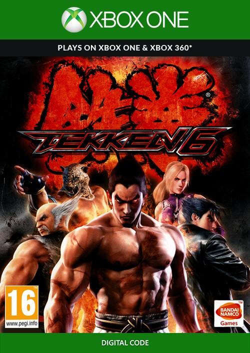 Tekken 6 sur Xbox One et Xbox 360 (Dématérialisé)