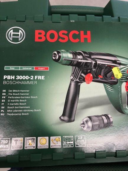 Sélection d'outils Bosch en promotion - Ex: Perforateur Burineur PBH3000-2 Bosch - Aucamville (31)