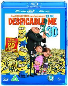 Moi, moche et méchant  Blu-ray 3D/2D