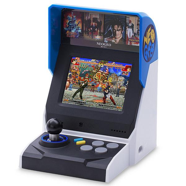 Borne d'arcade Neo Geo Mini