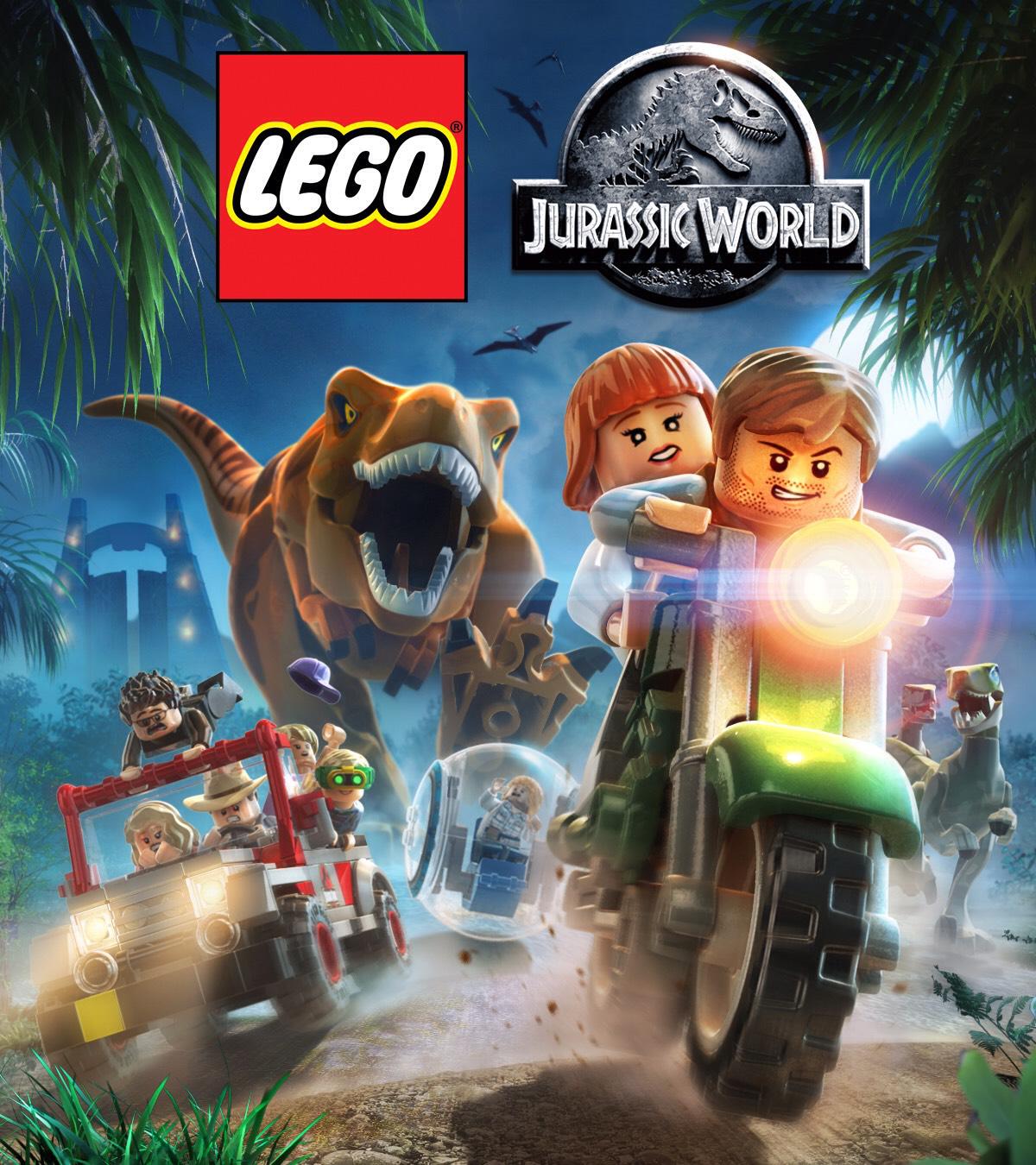 Jeu Lego Jurassic World sur PC (Dématérisalisé - Steam)