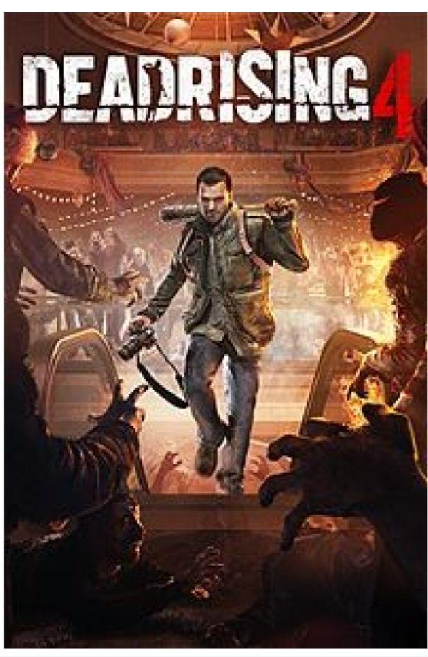 Jeu Dead Rising 4 sur PC (Dématérialisé, Steam)