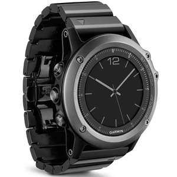 Montre GPS Garmin Fenix 3 Sapphire 2016 Grey