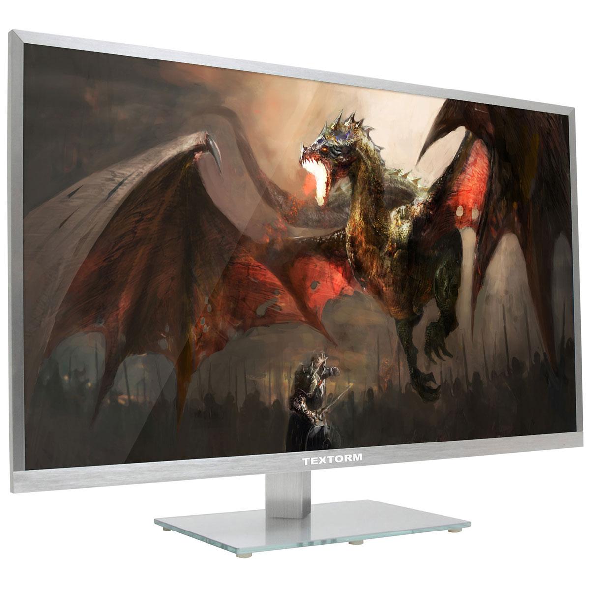 """Ecran PC 31.5"""" Textorm TX32 - 2560 x 1440 (QHD), Dalle VA, 8ms"""